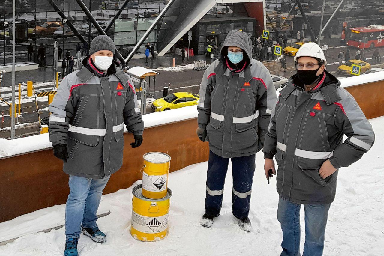 Team Sika Russia