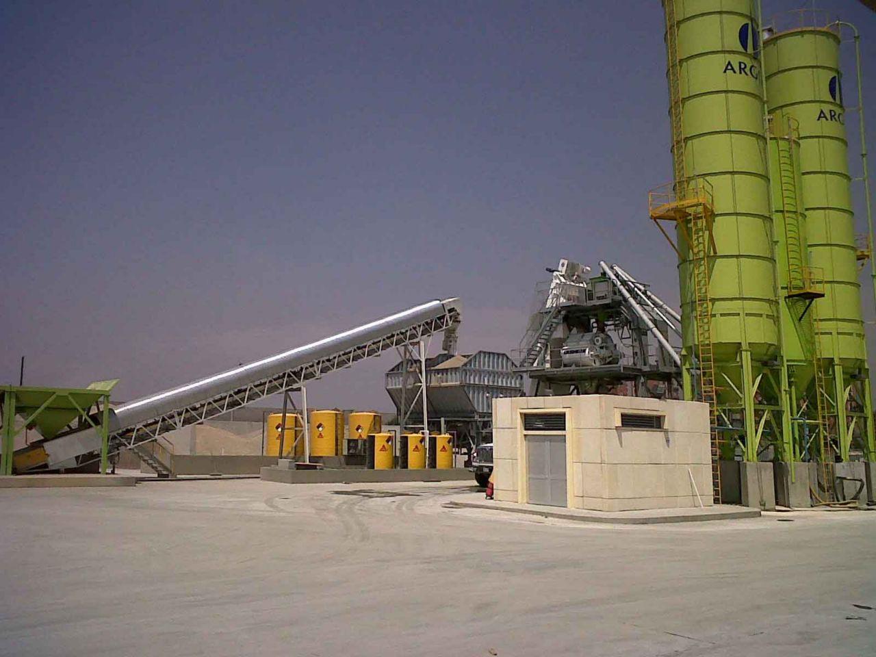 Argos production site