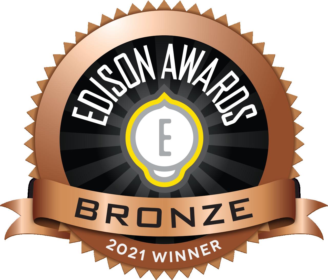 Logo for 2021 Edison Awards Winner - Sika - Bronze