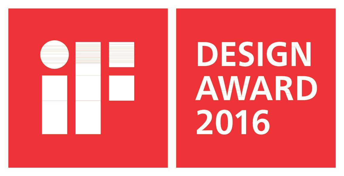 IF design award 2016 logo
