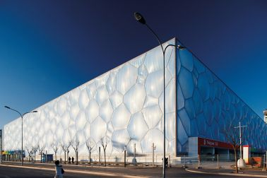 National Swimming Centre - Facades Weather Sealing