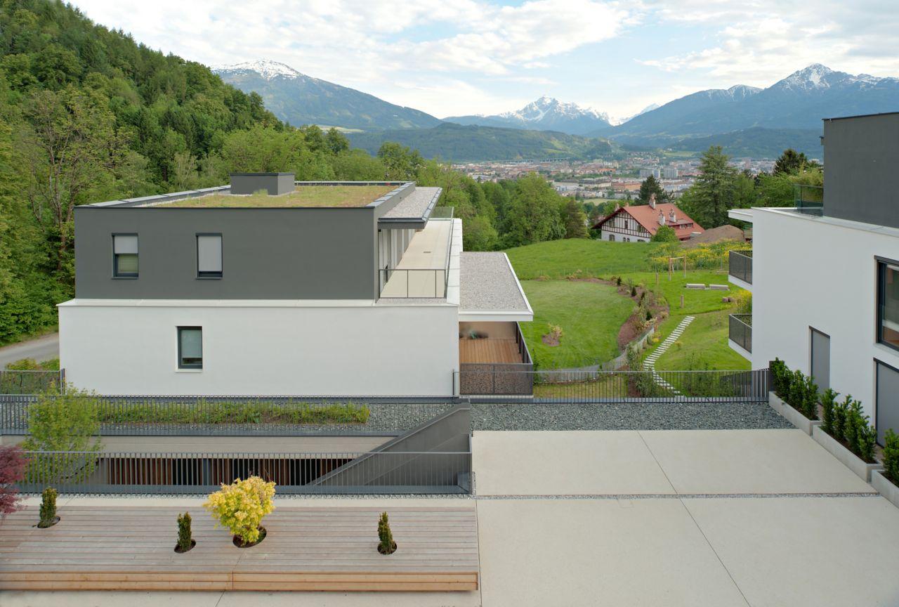 Uporaba bitumen folije na terasi