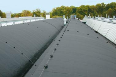 Bituminous membrane for roofing