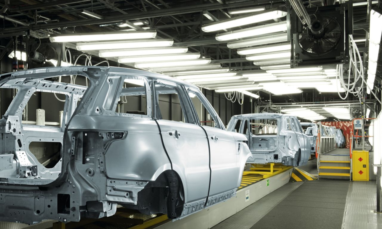 SikaPOwer Solutions for lightweight design in the automotive industry.