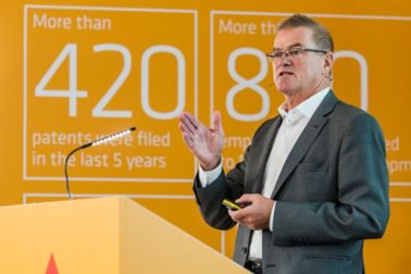 Paul Schuler at the Sika Capital Markets Day 2017