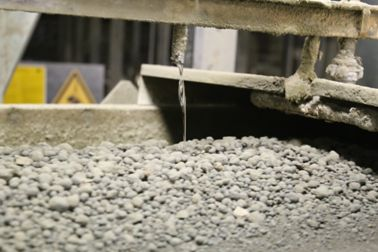 SikaGrind cement additive added for high quality cement production