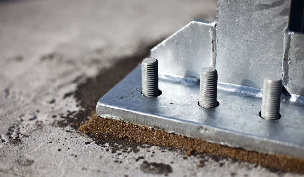 CHEMICAL GROUT & ANCHORING