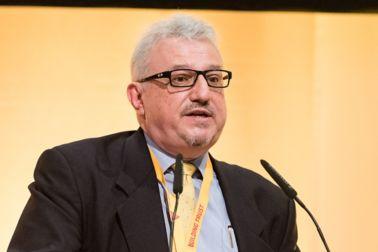 Charles Kidd, General Manager of Sika Japan at the AGM 2018