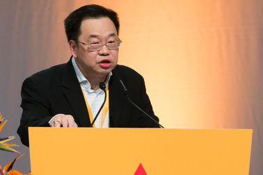 Choong Fee Chong, Sika LCS Optiroc, at the AGM 2016