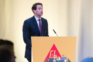 Christopher Rossbach, J. Stern & CO., at the Extraordinary GM 2018