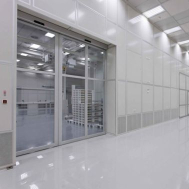 Aisle in a Building