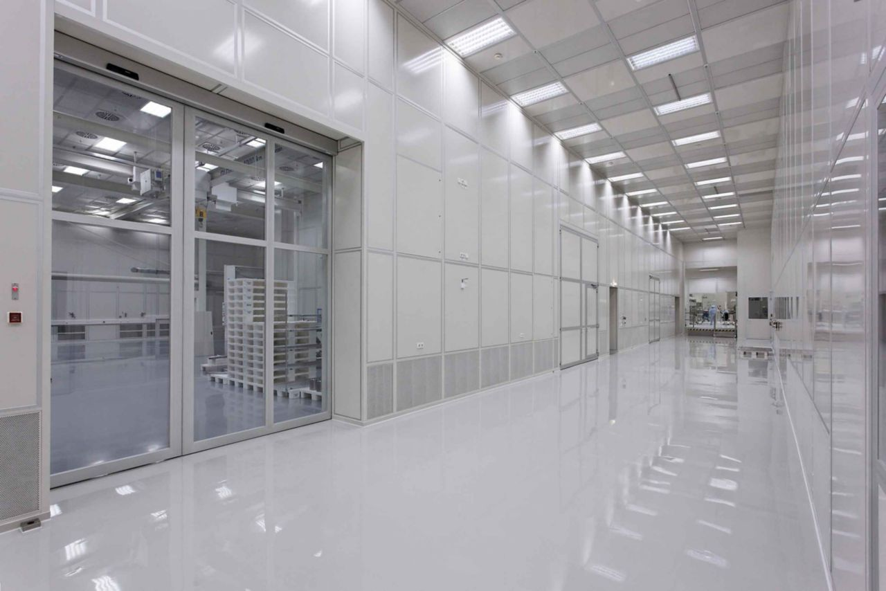 Sika Flooring solutions for cleanrooms