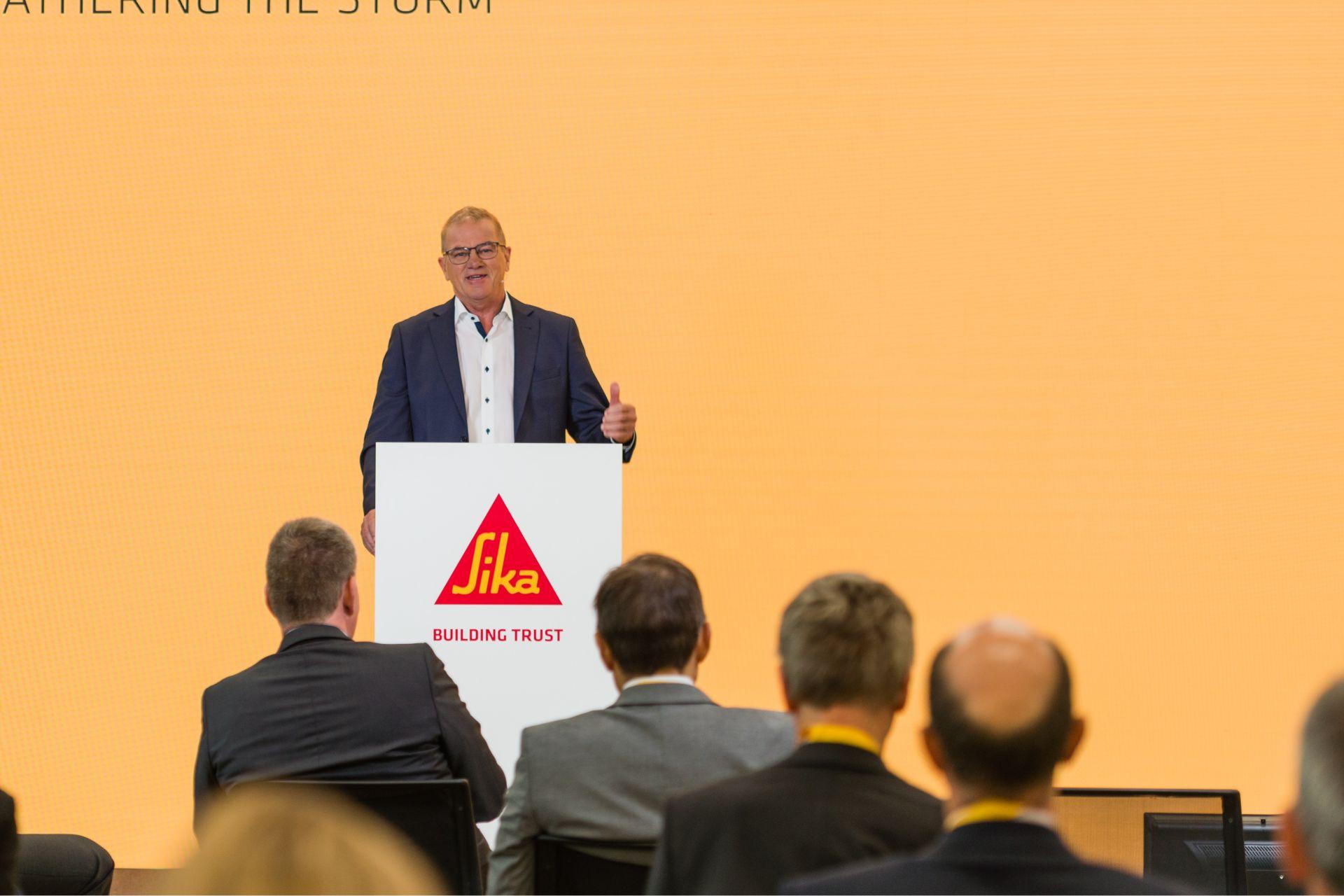 Capital Markets Day 2020 in Zurich