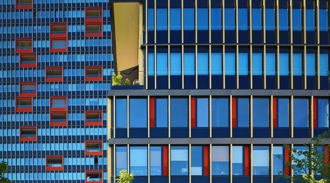 Facade solutions by Sika