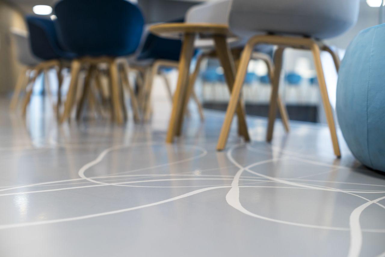 Comfortfloor i skolmiljo
