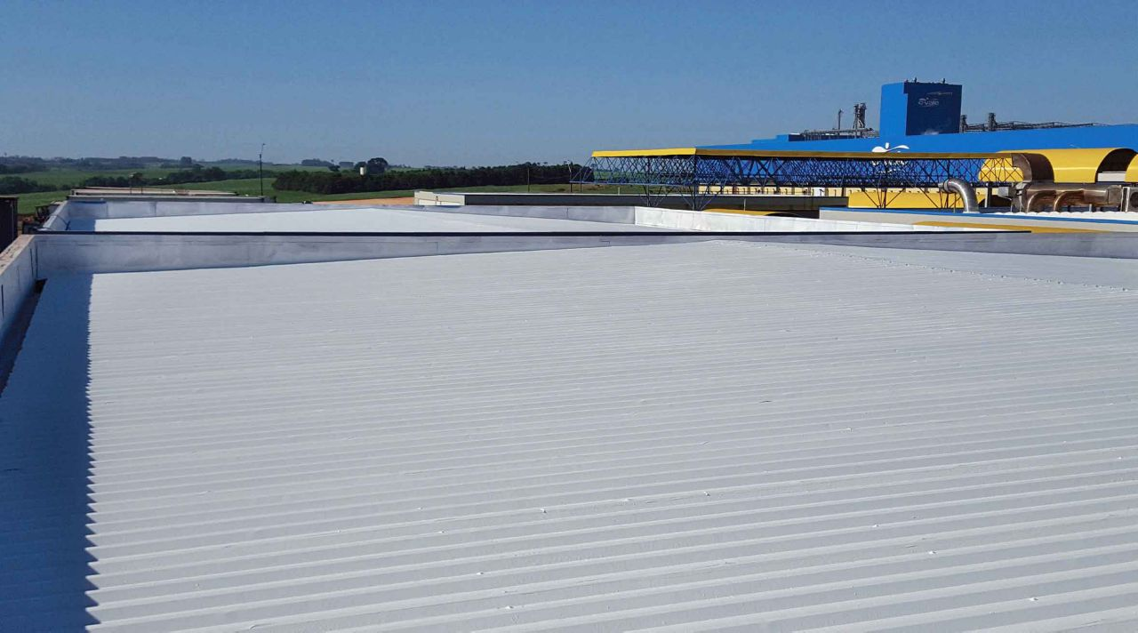 Sika Cool Roof Solution