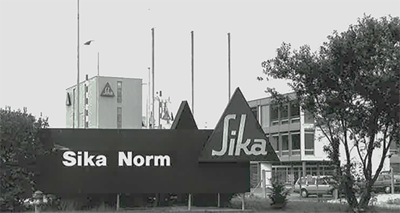 Sika Norm in 1968