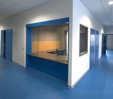 Sika ComfortFloor System applied at Kokkola Campus in Finland