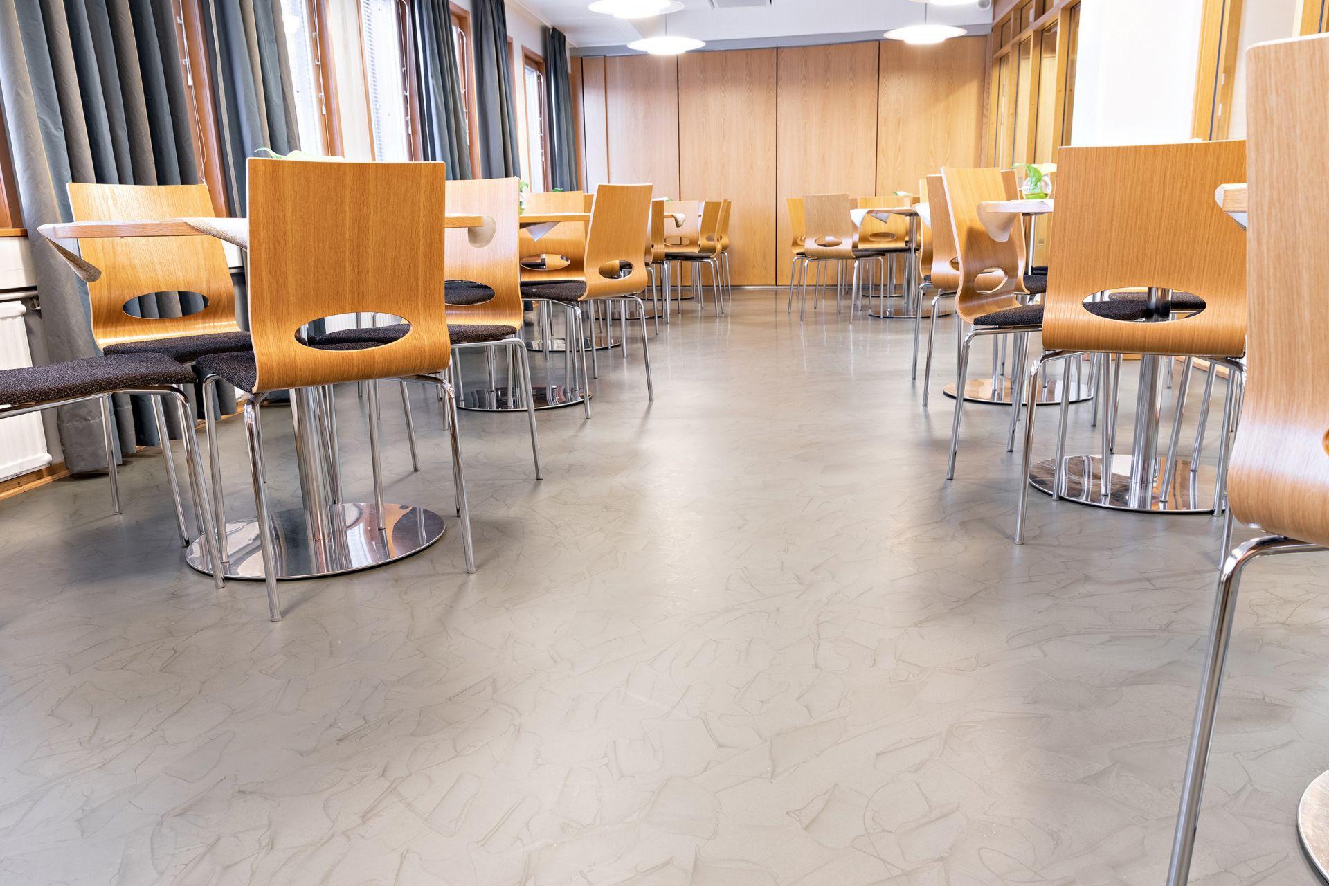 Sika Comfortfloor Marble FX Oulu