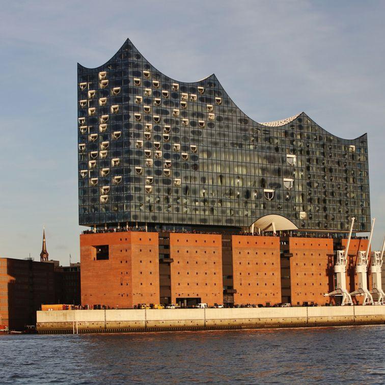 Elbphilharmonie音乐厅,汉堡