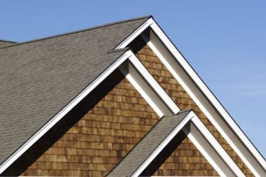 Roof of houses which contain laminated membranes with Sika adhesives