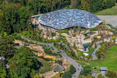 Kaeng Krachan Elephant Park surrounded by nature in Zurich Switzerland