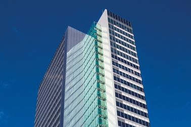 Reference of facade business bucharest one romania used product is Sikasil SG 500
