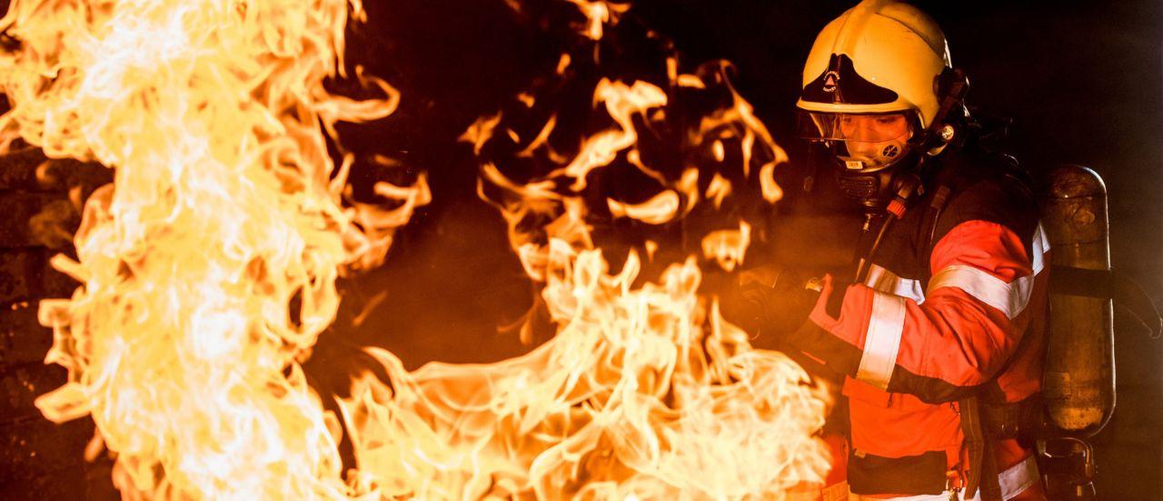 ยาแนวกันไฟ ไฟไหม้อาคาร