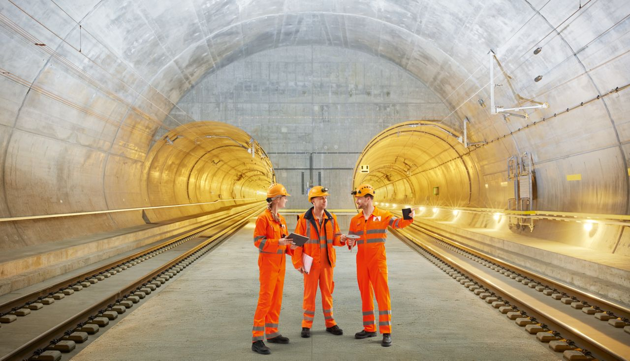 TUNNEL EXPANSION JOINTS
