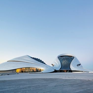 Harbin Opera House from the outside