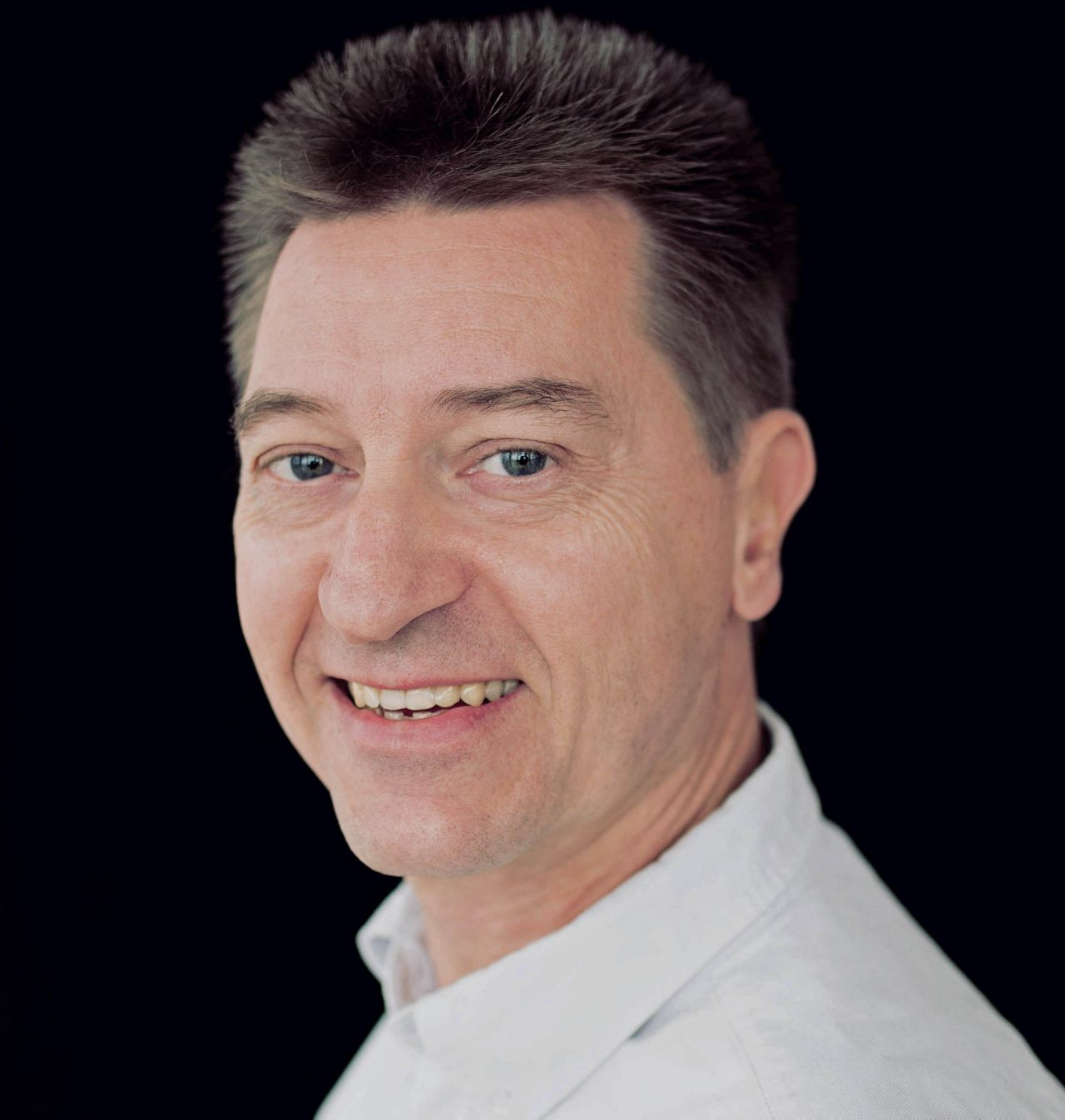 Heinz Meier Portrait