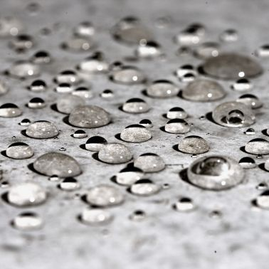 Hydrophobic impregnation for protection of concrete structures