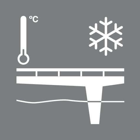 Bridge Freeze Icon