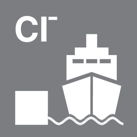 Marine Structures Chloride Ingress Icon