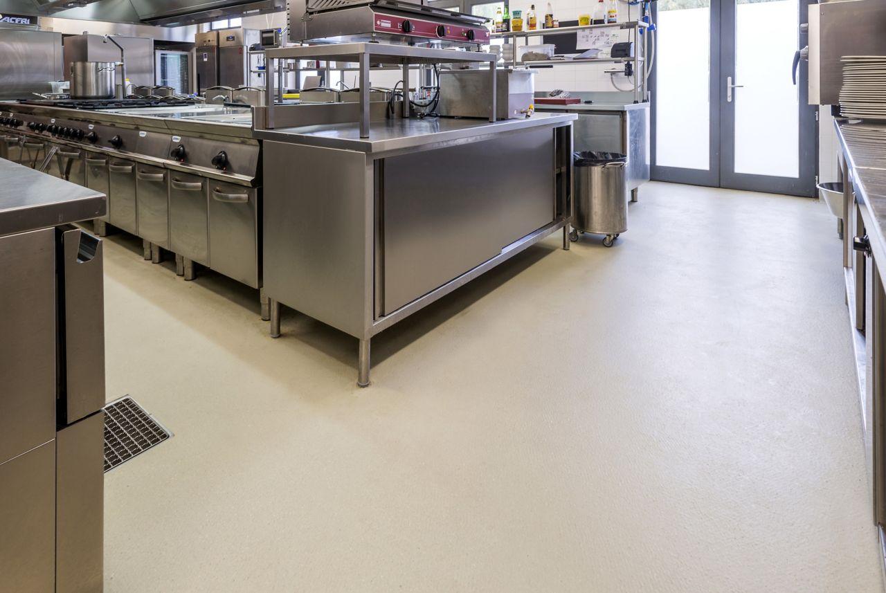hygiënische keuken