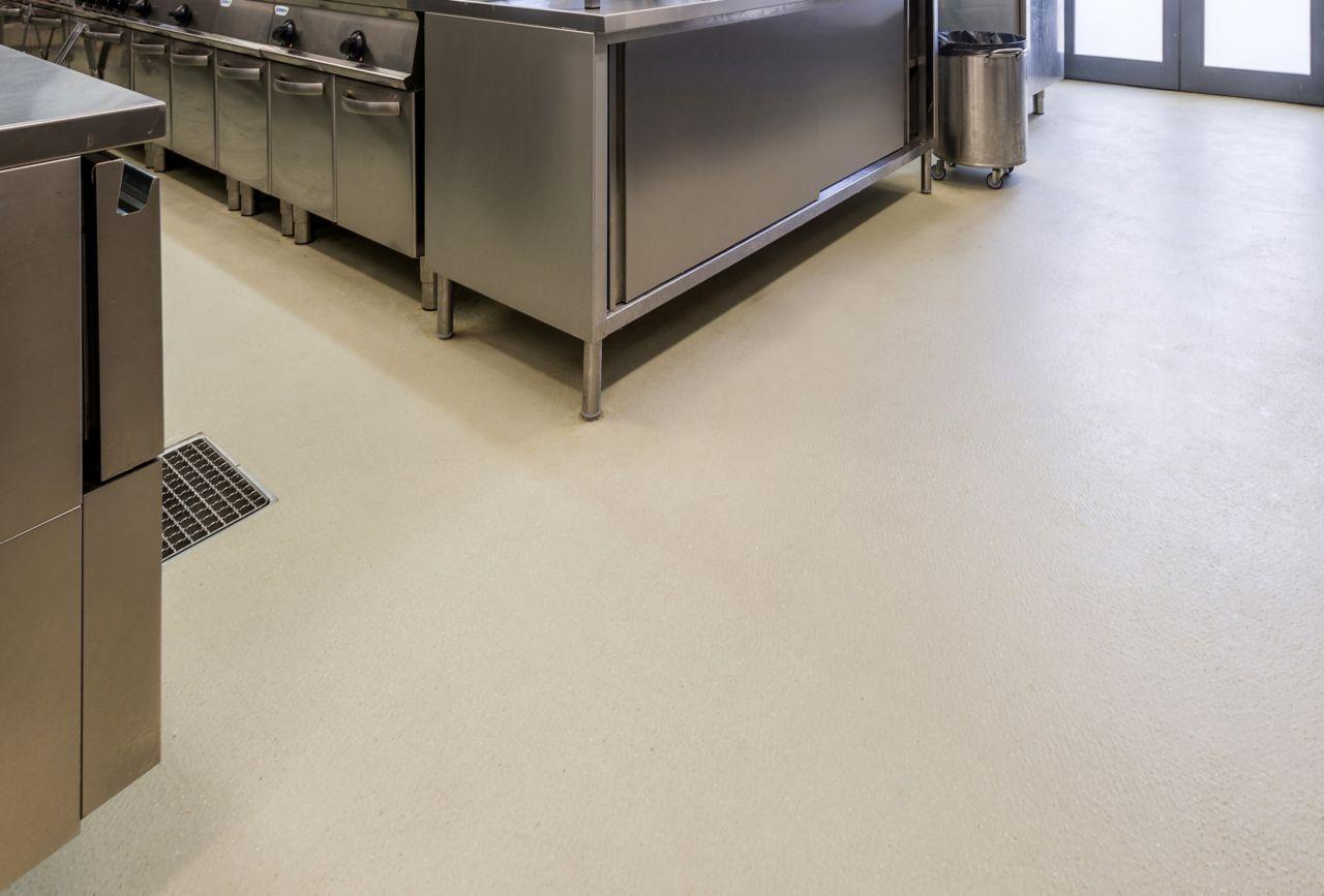 lattia ei ole liukas