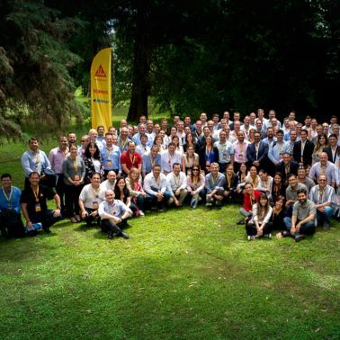 Integrated Sika Parex team