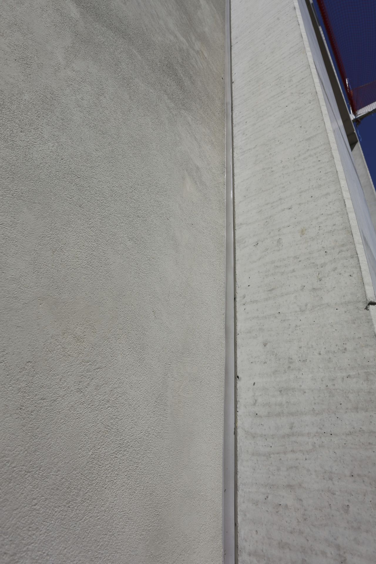 Joint Sealing applied on concrete walls