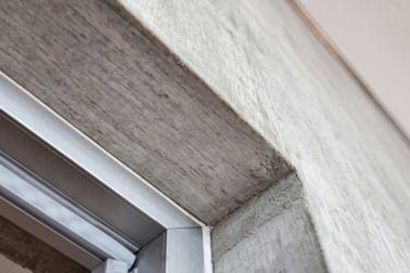 Window joint sealing