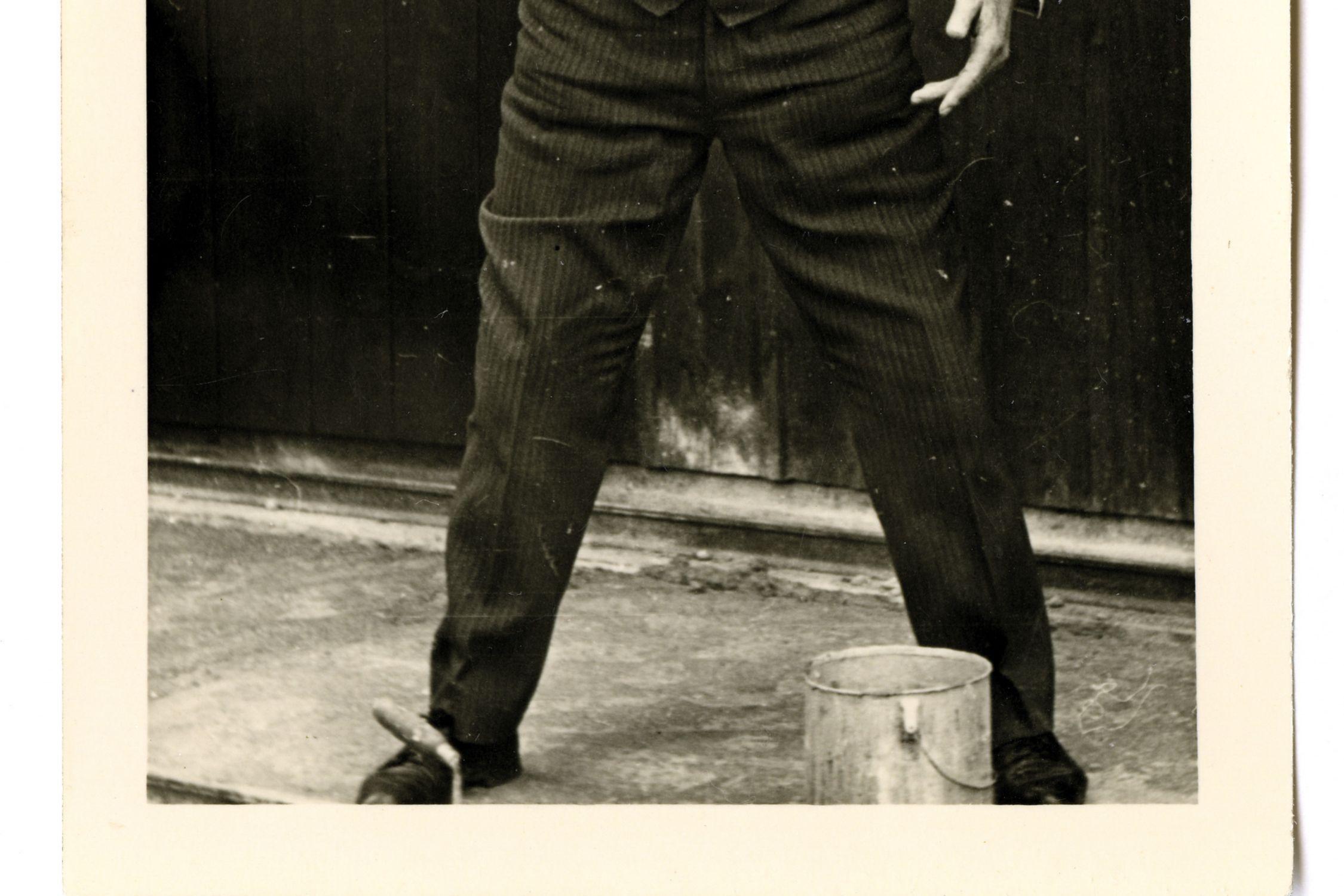 Kaspar Winkler, founder of Sika