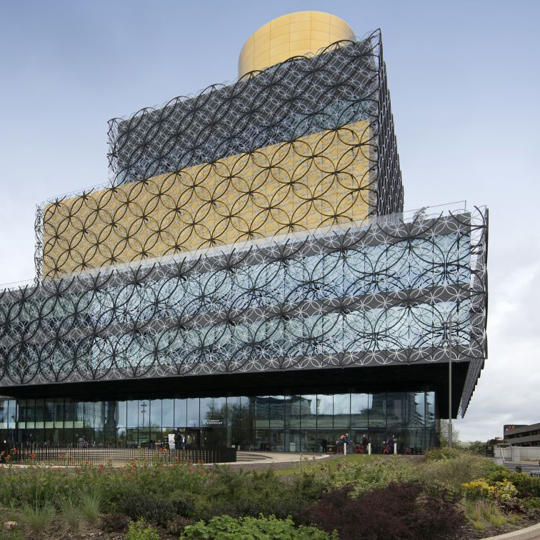 Sika Watertight Concrete System applied at the Library of Birmingham, UK