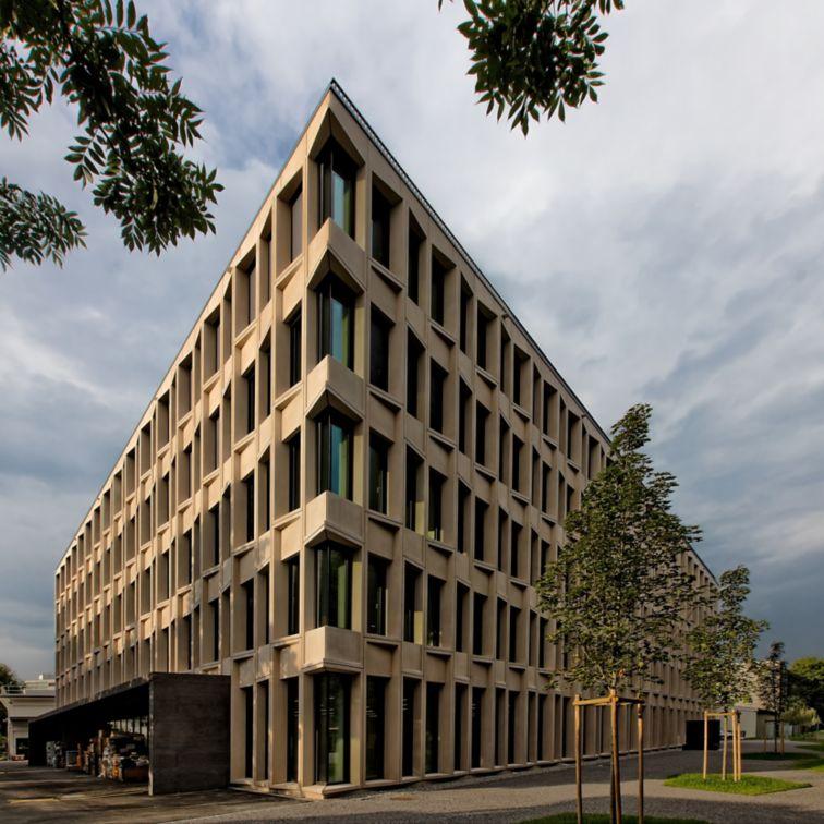 西卡办公楼在苏黎世