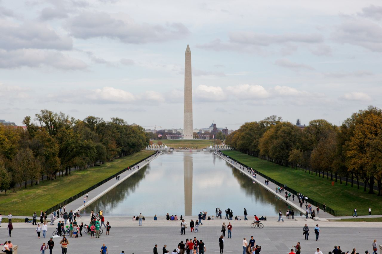 Lincoln Memorial Reflecting Pool in Washington D.C. made with Sika Watertight Concrete System