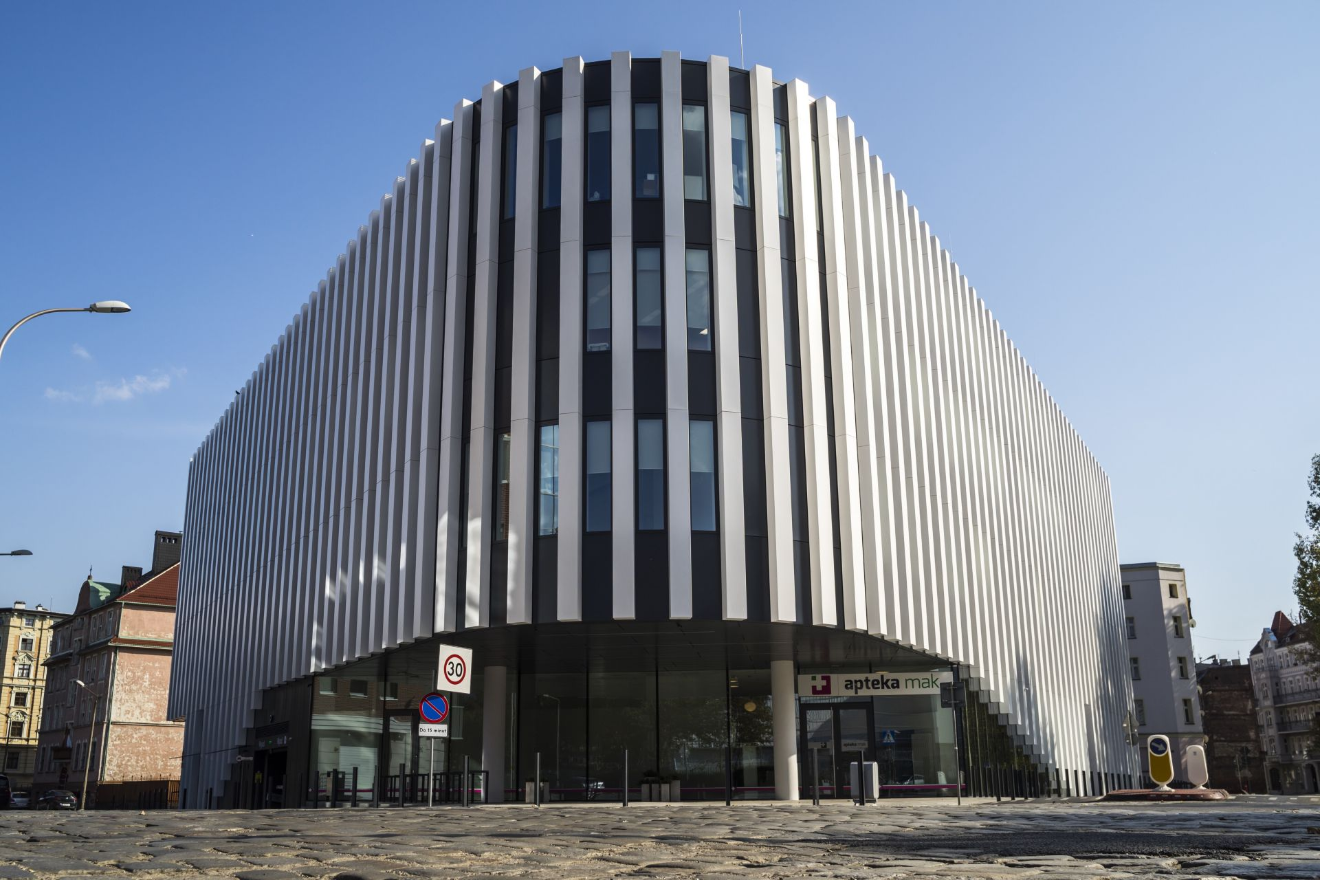 Medicus Center Building in Wroclaw, Poland
