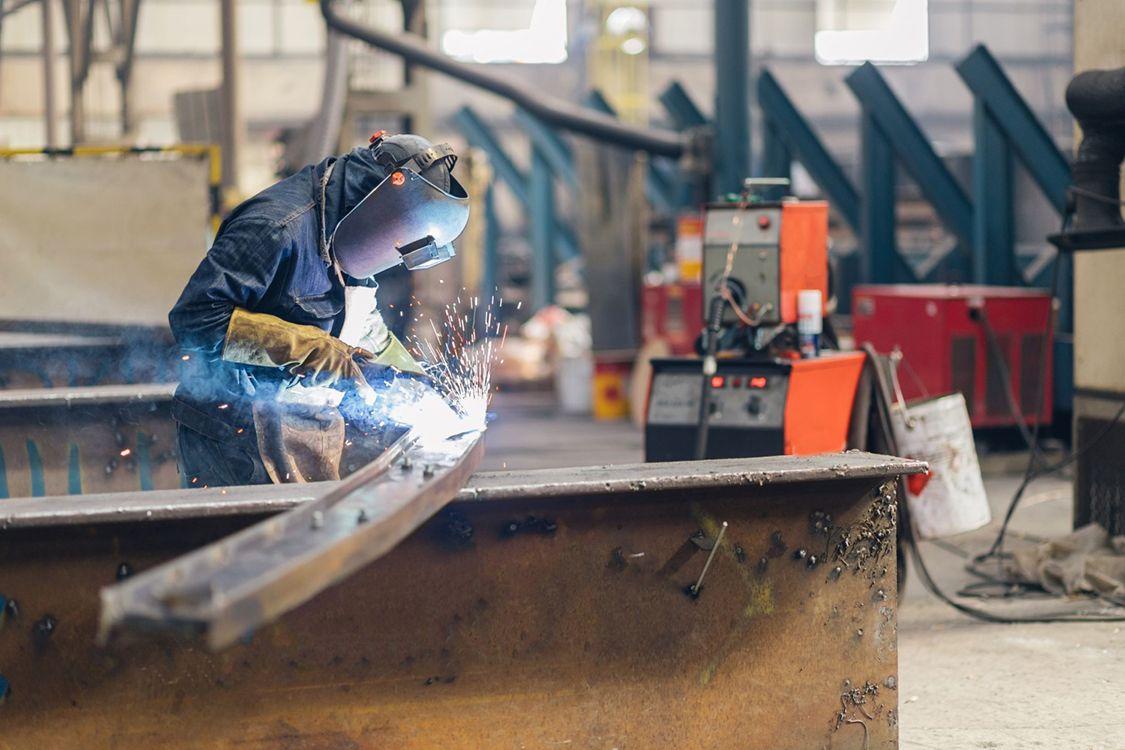 Metal Adhesive Welding