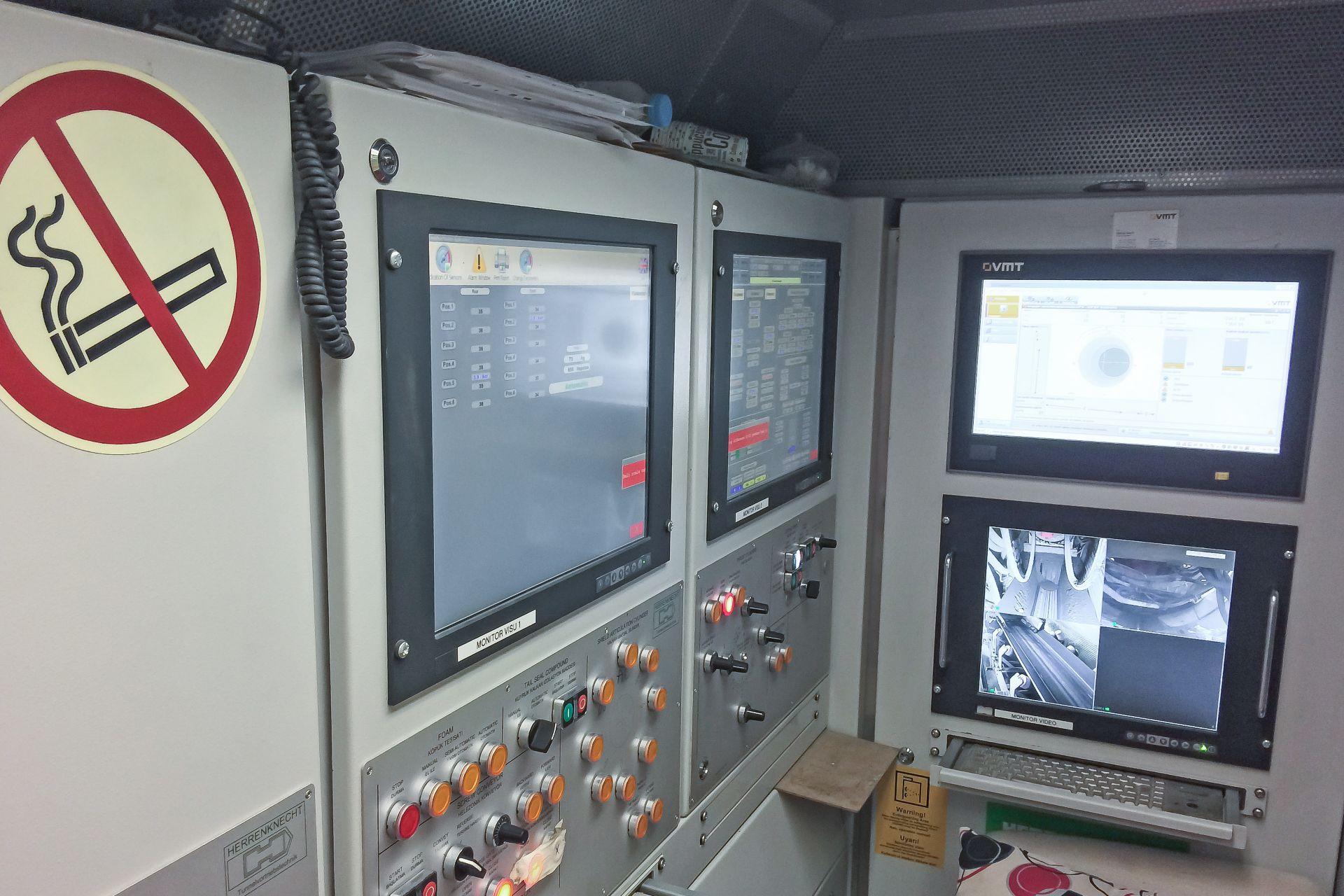 Laboratory of Metro Dudullu in Istanbul