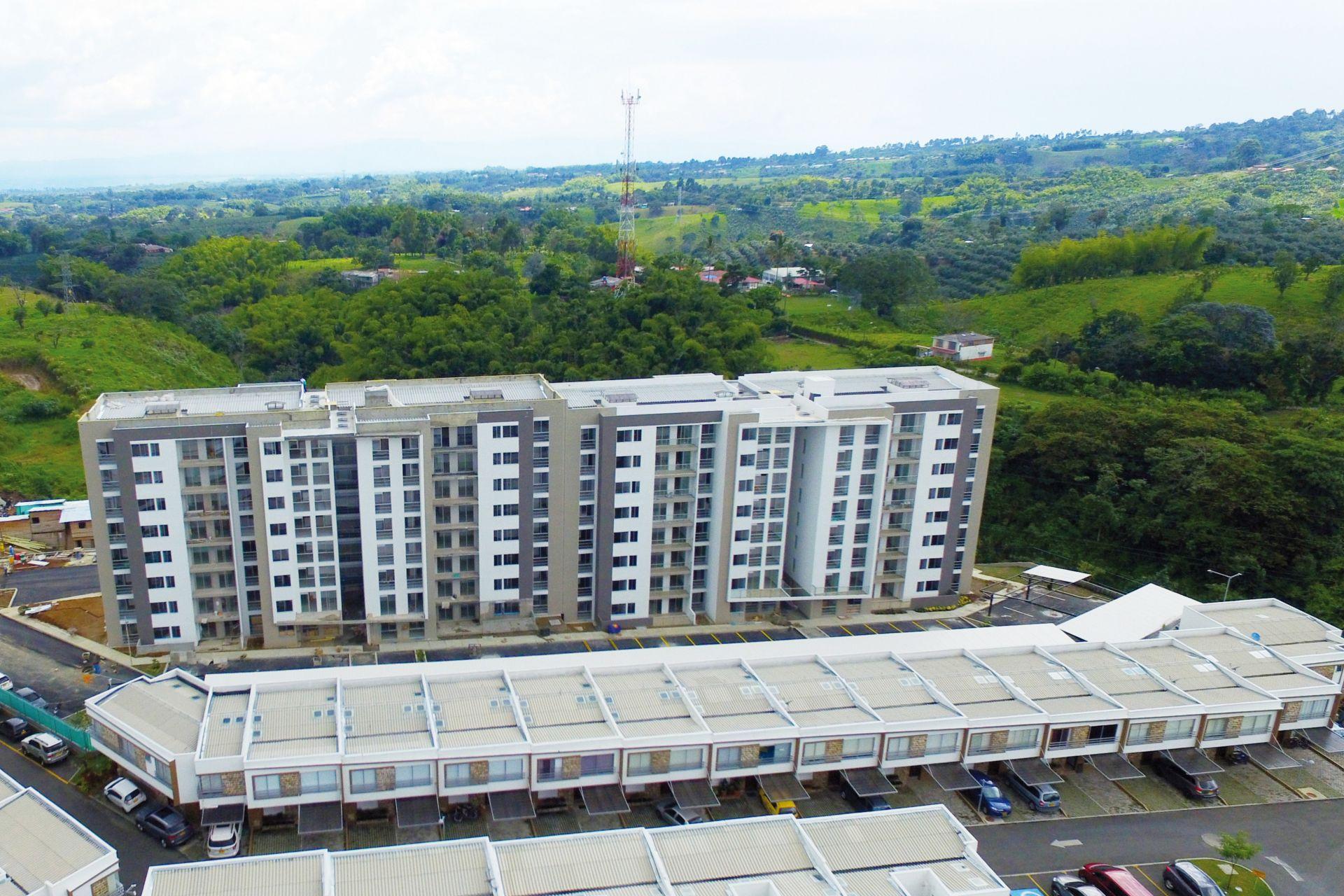 Residential complex Mirador De Los Ocobos Armenia, Colombia