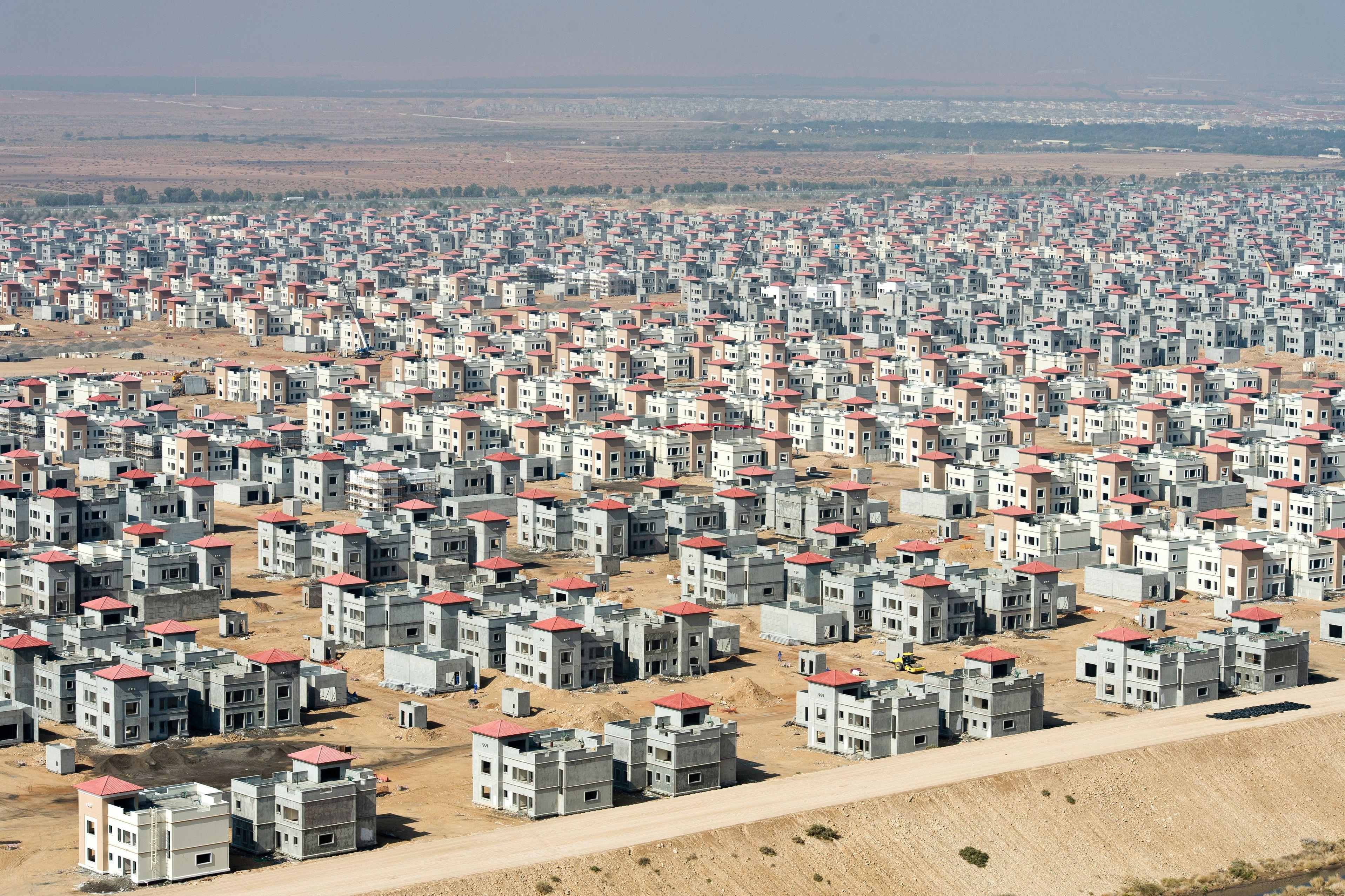 Musanada Villas in United Arab Emirates