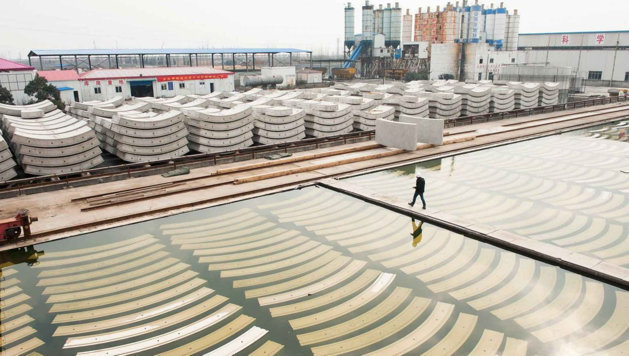 Sustainable solutions for concrete