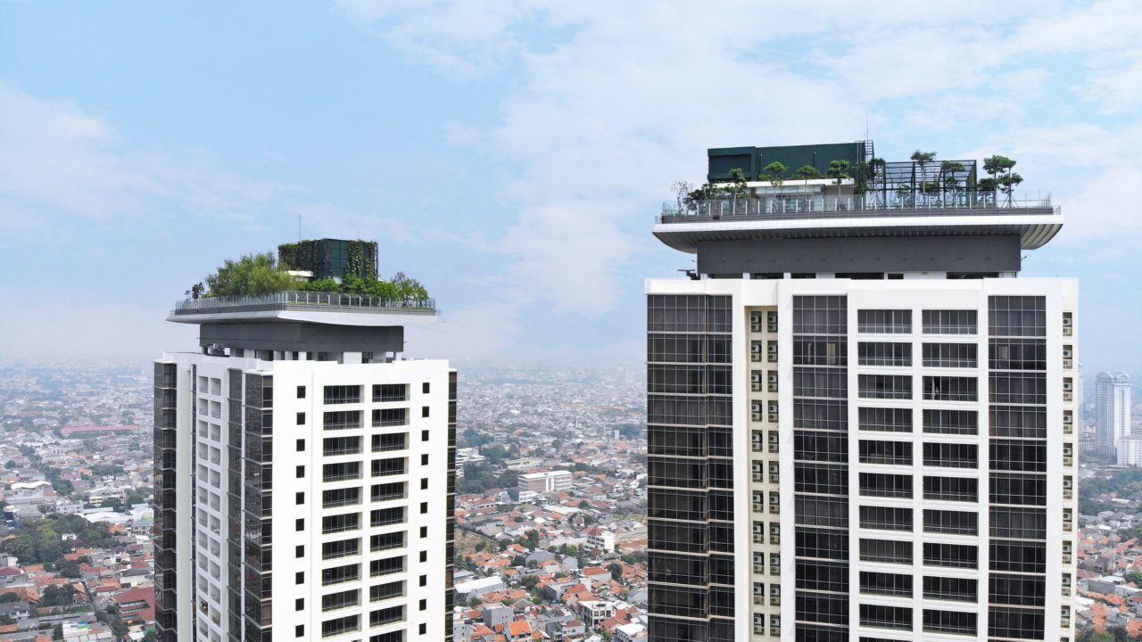 ekologické budovy